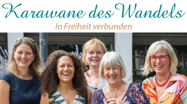 Karawane Des Wandels – Business-Retreats Für Frauen